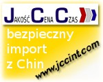 JCC Int. Trade - import z Chin